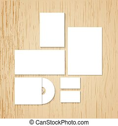 Corporate Identity - Template for branding and identity....