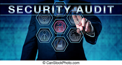 Corporate IT Manager Pushing SECURITY AUDIT - Corporate IT...