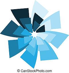 Corporate Logo Design Template - Beautiful corporate logo...
