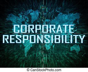 Corporate Responibility