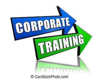 corporate training in arrows