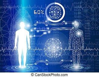 corps, moderne, essais, international, avenir, humain, ...