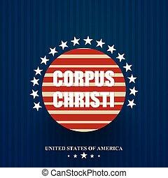 Corpus Christi Abstract