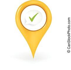 Correct Location