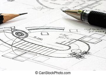 Correction blueprints