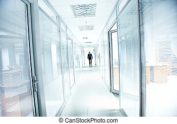 corredor, homem