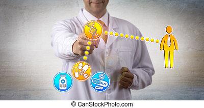 Correlating Genetic Makeup Of Patient With Drug -...