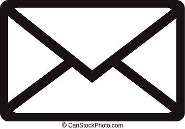 correo, logotipo
