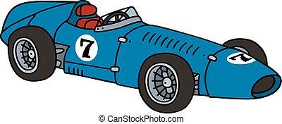 corrida carro, clássicas