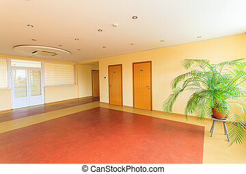 corridor flower - The warehouse complex for the storage of...