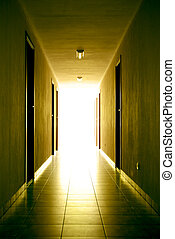 Corridor to light