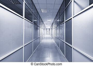 corridor., vue