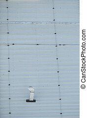 aluminium metal roof