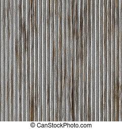 Corrugated Metal Pattern