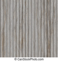 Corrugated metal surface with corrosion texture seamless ...