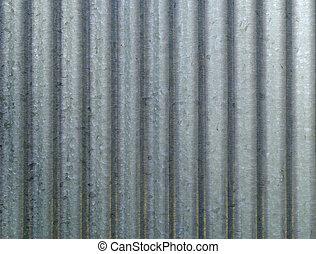 Corrugated metal texture surface. - Corrugated metal...