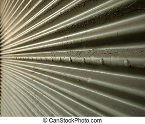 Corrugated Perspective