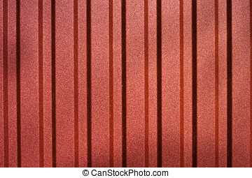 corrugated texure - Abstract corrugated metallic texture