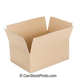corrugato, scatola