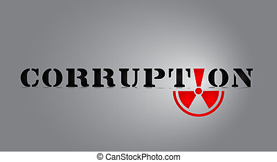 corruption symbol vector