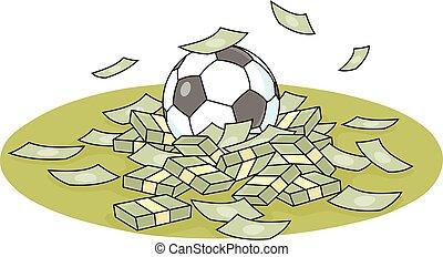 corrupto, futebol, campeonato