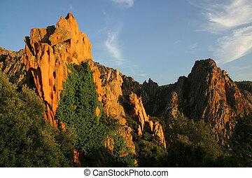 Corsica Scandola5 - The Nature Reserve of Scandola in ...