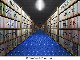corso, libri