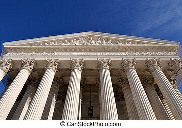 corte suprema, de, estados unidos