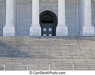 corte suprema, passos
