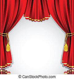 cortina, fase