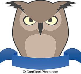 coruja, ícone