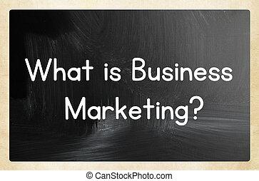 cosa, affari, marketing?