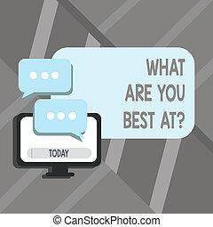cosa, concetto, parola, affari, testo, capability., creatività, scrittura, atquestion., individuale, lei, unico, meglio