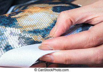 cosendo, com, a, contas