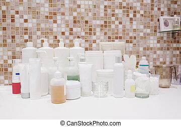 cosmétologie, bureau