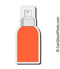 cosmetic bottle icon