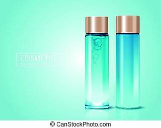 cosmetic package design
