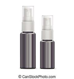 cosmetic spray bottles set