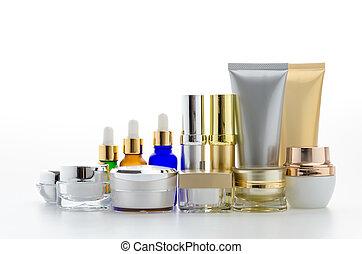 cosmetica, bottiglia