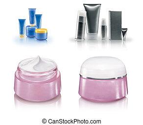 cosmetica, collezioni