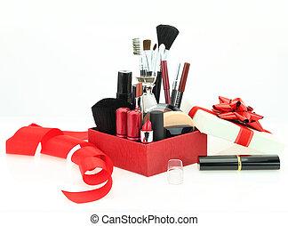 cosmetica, regalo