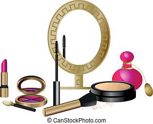 cosmetica, set