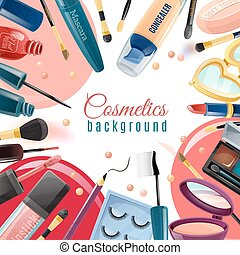 cosmetics, квартира, задний план