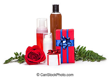 Cosmetics as a gift