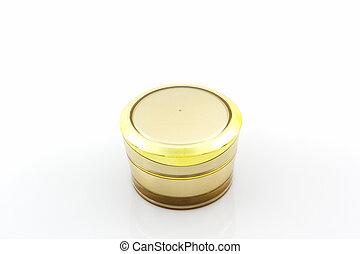 Cosmetics bottle, packaging .