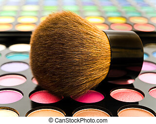 cosmetics brush