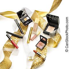Cosmetics gift concept