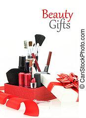 Cosmetics gift