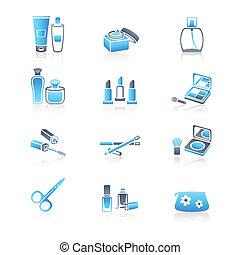 Cosmetics icons   MARINE series