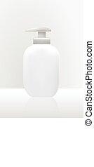 cosmetics liquid soap